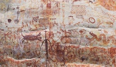 La Lindosa, nueva área arqueológica de Colombia